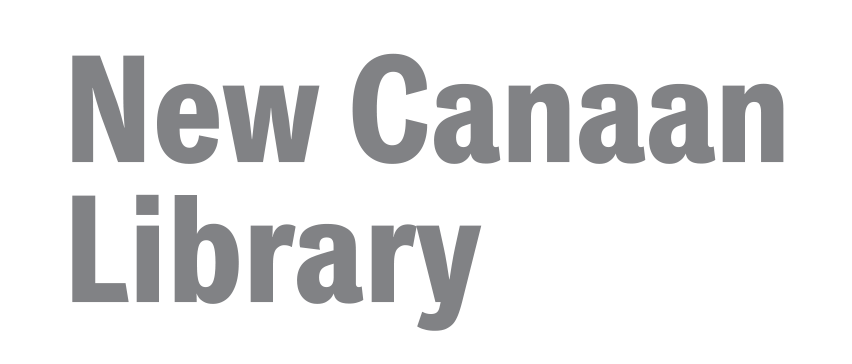 New Canaan Library logo - click to return to homepage